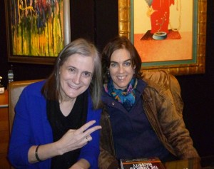 Amy Goodman and MCD