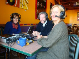 Radio Cafe Interview Illick and Charbonnet